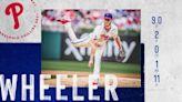 MLB》費城人退休大夫34號背號 惠勒用完封勝致敬傳奇