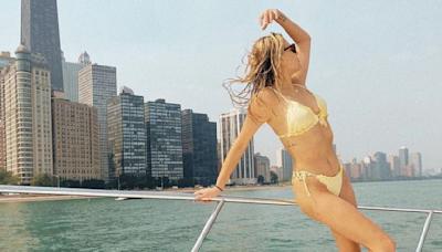 Kelsea Ballerini poses in yellow bikini as she celebrates birthday: 'You gorgeous talented woman'