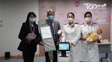【智慧醫院】公立醫院引巡邏機械人 防長者跌倒 - 香港經濟日報 - TOPick - 新聞 - 社會