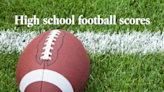 High school football: Friday's scores