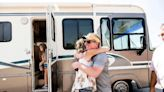 Wildfire victims get hope from donated RVs