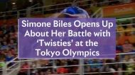 Simone Biles Wins Bronze Medal on Balance Beam in Tokyo Olympics Return