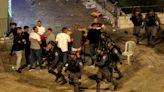 巴勒斯坦反迫遷衝突第二晚釀90傷 以色列再次空襲加薩走廊