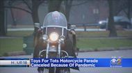 Toys For Tots Motorcycle Parade Canceled Due To Pandemic