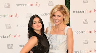 Julie Bowen says Ariel Winter 'does not care' about online criticism: 'God bless her'