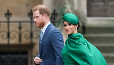 Harry Would Have Never Done This If It Wasn't for Meghan, Sources Say