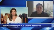 'Lettuce Entertain You' celebrates 50th anniversary of first restaurant RJ Grunts