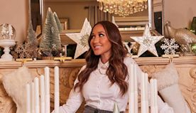 Recreate Adrienne Bailon's Winter Wonderland With 13 Home Items - E! Online
