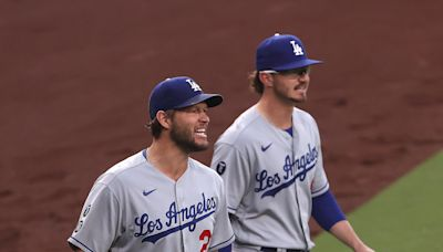 Bad blood continues to bubble up as Los Angeles Dodgers get best of San Diego Padres again