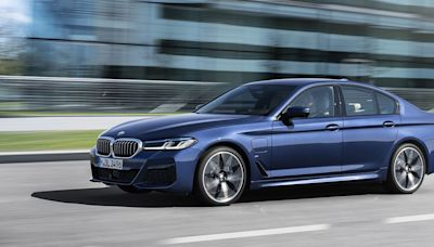 Electric BMW 5-Series and X1 Are on the Way