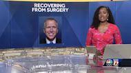 U.S. Sen. Thom Tillis undergoes prostate cancer surgery