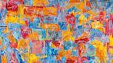 The exuberant America of Jasper Johns