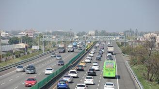 清明連假邁入尾聲 高公局預估明國道9路段易塞