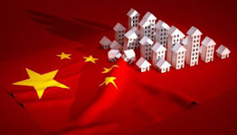 China's property bubble just got pricked — this could mean trouble for the stock market