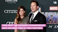 New Chapter! Katherine Schwarzenegger Welcomes 1st Child With Chris Pratt