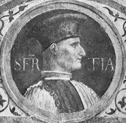 Muzio Attendolo Sforza