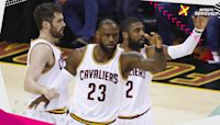 'It'd be one for the ages': Kevin Love on a potential Kyrie vs. LeBron NBA Finals