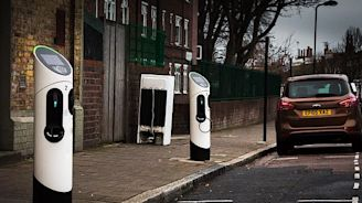 London will need more than 50,000 public electric car chargers by 2025