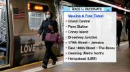 You can soon get vaccinated at subway, train stops