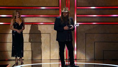 Chris Stapleton, Mickey Guyton, Randy Travis Among CMT Artists Of The Year