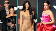 Megan Fox, Camila Cabello, Kourtney Kardashian, Lil Nas X & More MTV VMAs Fashion