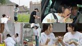 這集《不會傷害你》一樣超爆笑!金素妍、崔藝彬母女倆私下太可愛,都是Reaction王啊!