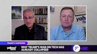 Trump's war on tech has already collapsed