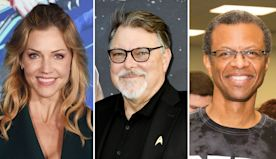 Tricia Helfer, Jonathan Frakes, Phil LaMarr Film 'The Plague Nerdalogues' to Benefit No Kid Hungry (EXCLUSIVE)