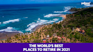 2021's best places in the world to retire