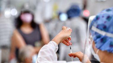 疫苗庫存吃緊接種減速 單日施打8萬劑、涵蓋率達34.41%