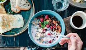 Want to burn double the calories without lifting a finger? Eat breakfast