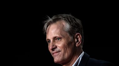 Viggo Mortensen defends playing gay character in new film: Maybe I'm not 'completely straight'