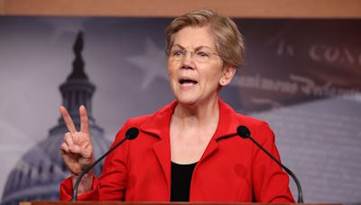 Elizabeth Warren Sums Up The GOP With 'Poisonous' Meal Analogy