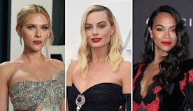 Scarlett Johansson, Margot Robbie and More Female Stars Battle in Viral Stunt Video