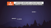 Elusive pairing of planets to glow together before daybreak Friday