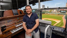 New Cubs organist serenades Wrigleyville, gives fans sense of normalcy