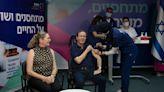 Israeli president kicks off COVID-19 vaccine booster campaign