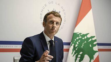 貝魯特大爆炸1周年 馬克宏痛批黎巴嫩領導層