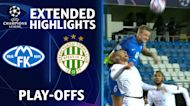 Highlights: Molde vs Ferencvaros