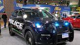 2020台北車展:美國執法單位的最新利器, Ford Police Interceptor Utility 警用車首度來台
