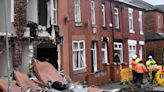 Mum and four children devastated after Manchester house collapses into sinkhole