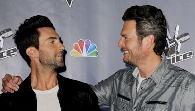 "Blake Shelton Says He and Adam Levine Initially Thought The Voice Was ""Pretty Ridiculous"""