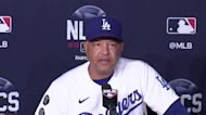 Dave Roberts, Gavin Lux and AJ Pollock react to NLCS Game 4 loss