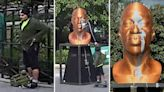 Suspect arrested in George Floyd statue vandalism in Union Square
