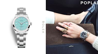勞力士保值推薦:25、30、35歲的不同階段,你值得擁有不同級別的Rolex款式 | PopLady
