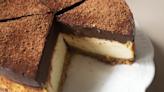 蛋糕食譜|生朱古力芝士蛋糕