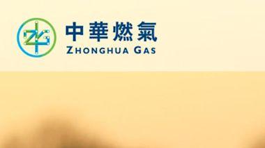 中華燃氣(08246.HK)更換公司秘書