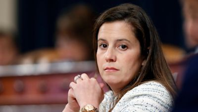 GOP Rep. Elise Stefanik lies and says 'Nancy Pelosi bears responsibility' for the pro-Trump January 6 insurrection