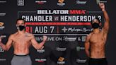 Bellator 243: Rivals Michael Chandler and Benson Henderson prepped for championship of each other