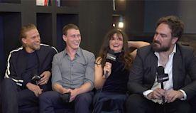 Justin Kurzel on Directing Wife Essie Davis in Charlie Hunnam Sex Scene